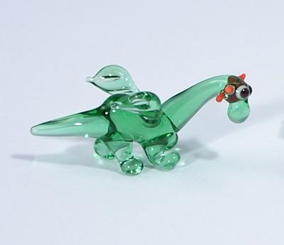 Sárkány - miniatűr üvegfigura