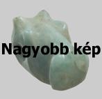 Víziló amulett