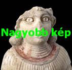 Mezopotámiai nő szobra